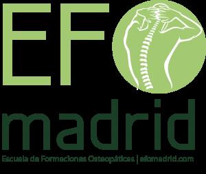 EFO Madrid - Escuela de Formaciones Osteopáticas